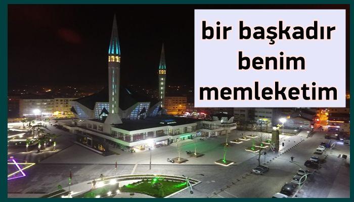 İSTNBUL'UN SULTANAHMETİ AKÇAKOCA'NIN MERKEZ CAMİSİİ