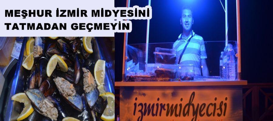 Meşhur İzmir Midyecisi Akçakoca'da sizleri bekliyor