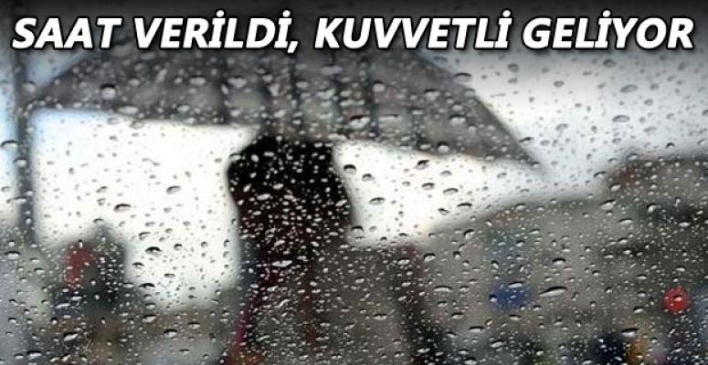 METEOROLOJİ DÜZCELİLERİ UYARDI!