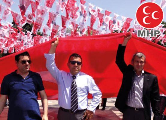 MHP İlçe Başkanı AKMAN'ın Bayram Mesajı