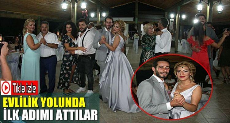 Pandul İnşaat'ın Veliahtı Nişanlandı