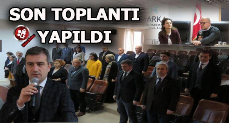 'SAKİN ŞEHİR' DOSYASI 15 OCAK'TA TESLİM