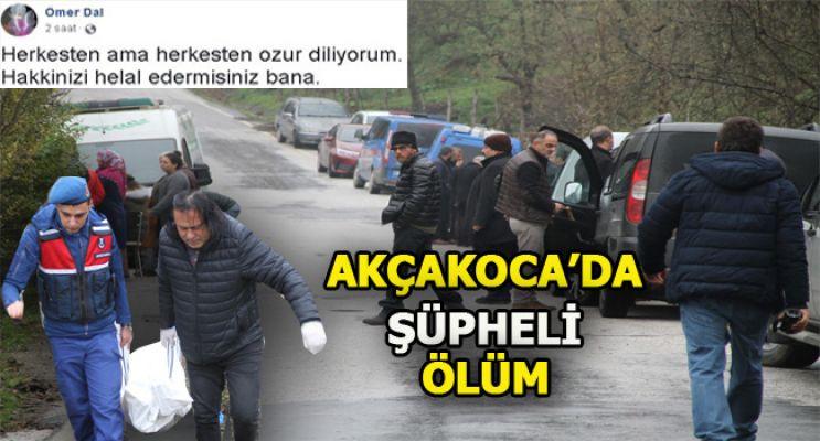 SON MESAJINDA HELALLİK İSTEYEN ÖMER DAL İNTİHAR ETTİ (videolu)