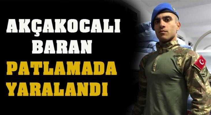 SURİYE'DE BOMBALI TERÖR SALDIRISI: 1 ASKER ŞEHİT, 7 ASKER YARALI!