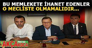 bİYİ Parti Grup Başkan vekili Türkkan.../b
