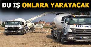 REKABET NEDENİYLE BETON MALİYETLERİ...