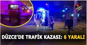 3#039;ü çocuk 6 kişi yaralandı.
