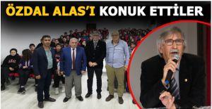 EMEKLİ ÖĞRETMEN VE GAZETECİ ÖZDAL...