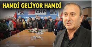 HAMDİ ŞANSINI TEKRARDAN DENİYOR