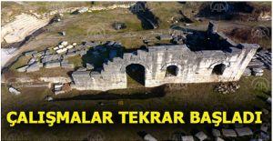 """""""Batı Karadeniz'in Efes""""inde kazılar yeniden başladı"""