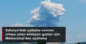 Patlamadaki gazlar ülkeyi Akdeniz üzerinden terk edecek