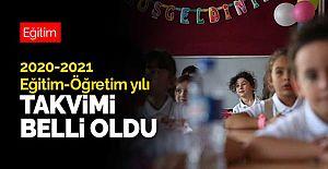 Okullar 31 Ağustos'ta uzaktan eğitimle açılıyor