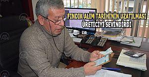 """Akçakoca Ziraat Odası Başkanı Levent Şahin Başaran: """"TMO güven tazeledi"""""""