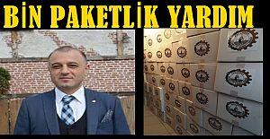 AKÇAKOCA TSODAN 1000 AİLEYE RAMAZAN...