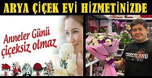 """""""ANNELER GÜNÜ ÇİÇEĞİNİZ"""" ARYA ÇİÇEK EVİNDEN"""