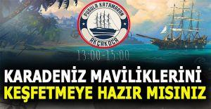 """""""PUSULA KATAMARAN"""" SİZLERİ BEKLİYOR"""
