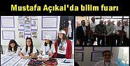 AÇIKALIN , TÜBİTAK 2006 BİLİM FUARINDA...