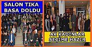 AK Parti Akçakoca İlçe Kadın Kolları...