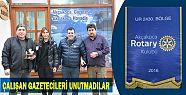 AKÇAKOCA ROTARY KULÜBÜ GAZETECİLERİ...