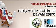 AKÇAKOCA TSO'DAN GİRİŞİMCİLİK EĞİTİMLERİ...