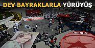 Akçakoca'da Gençlik Yürüyüşü Düzenlendi...