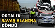 Akçakoca'da  trafik kazası: 2 yaralı