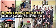 AKÇAKOCALI ÖĞRETMEN 'YILIN ÖĞRETMENİ'...