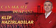 ALBAYRAK, GENÇLERLE BİRLİKTE ÇANAKKALE...
