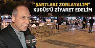 ANLAMLI SERGİDE DİKKAT ÇEKEN İFADELER...