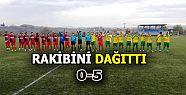 AYDINPINAR'I ÇİME GÖMDÜK: 5-0
