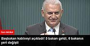 BAKAN ÖZLÜ YENİ KABİNEDE KOLTUĞUNU...