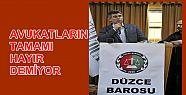 Barolar Birliği Başkanı(TBB) Metin Feyzioğlu