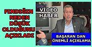 BAŞARAN FINDIKTA Kİ TEHLİKEYİ AÇIKLADI...