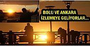 """Batı Karadeniz'in incisinde gün batımı""""..."""