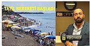 """Batı Karadeniz'in İncisi""""Nde Tatilci Bereketi"""