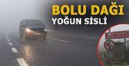 Bolu Dağı'nda Yoğun Sis - Düzce