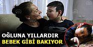 DOKTORLAR 'YAŞAMAZ' DEDİ O YILMADI!...