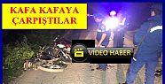 DÜZCE DE Motosiklet Kazası: 1'i Ağır...