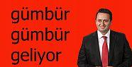 DÜZCE'DEKİ ADAY TANITIM TOPLANTISINA...
