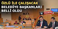 DÜZCE'Yİ ANKARA'DA TEMSİL EDECEKLER...