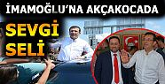 Ekrem İmamoğlu, Akçakoca belediyesine...