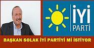 EROL SOLAK İYİ PARTİ Yİ Mİ İSTİYOR...
