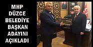 FARUK ÖZLÜ'NÜN KARŞISINA MHP DEN ERDOĞAN...