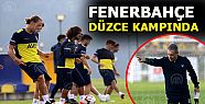 Fenerbahçe Düzce'de...
