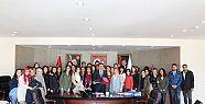 GAZİ ÜNİVERSİTESİ ÖĞRENCİLERİ İNCELEMELERDE...