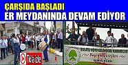 Geleneksel Balatlı Köyü Güreşleri Başladı