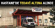 HASTANEDE TEDAVİ ALTINDA