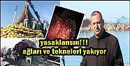 HAVAİ FİŞEK ATMAK YASAKLANSIN DİYE KAYMAKAMLIK'A...