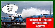 İHMALSİZLİK NEDENİYLE TEKNE VE DUBA...