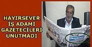 İŞ ADAMI KADİR PANDUL GAZETECİLERİ...